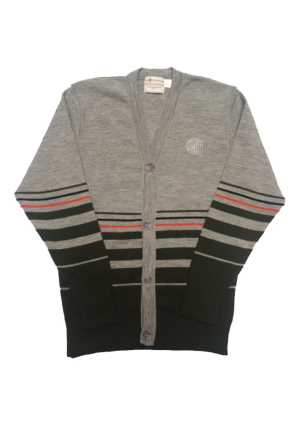 Ormiston Junior College Cardigan Grey/Olive